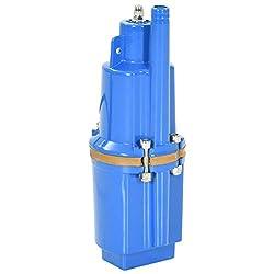 Farbe: Blau Material: Stahl Spannung: 230 V~, 50 Hz Nennleistung: 280 W Maximale Höhe: 60 m