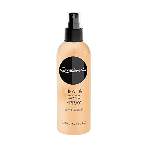 Great Lengths Heat Protection Spray 200 ml per protezione dal calore