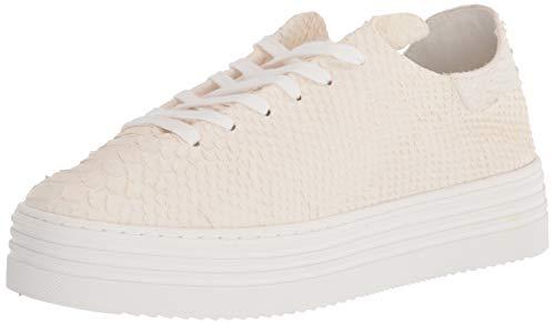 Sam Edelman Women's Pippy Sneaker White 9 Medium