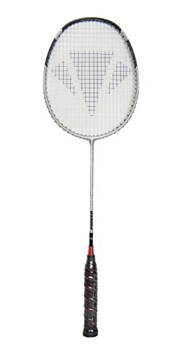 Carlton Badmintonracket Powerblade S-Lite G4 HQ, Silber, L4