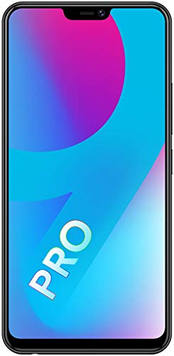 Vivo V9Pro (Black, 6GB RAM, Snapdragon 660AIE)