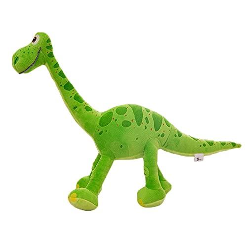 Peluches 35cm Good Dinosaur Spot Dinosaur Arlo Plush Toy Doll Kawaii Dinosaur Arlo Spot Stuffed Plush Toy Doll Regalo De Cumpleaños para Niños