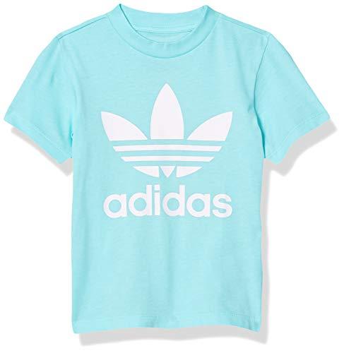 Adidas Originals - Camiseta para bebé - Azul - 3 meses