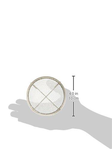 『SANEI 排水部品 差込排水ガード ズレ防止 クラゲ目皿 直径100mm H951-100』のトップ画像