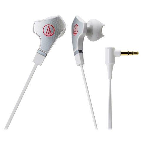 Audio - Technica ath-chx7 SonicFuelハイブリッドEarbud Headphones ath-chx7wh
