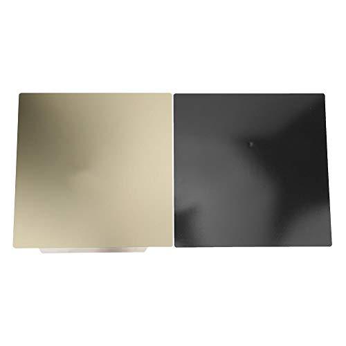 Marhynchus 3D Printer Magnetic Spring Steel Plate Accessori staccabili 310x310mm per letto caldo, accessori per stampante 3D