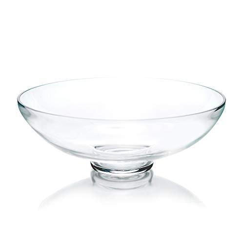 glass bowl pedestal - 2