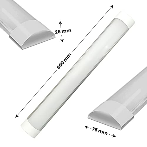LED ATOMANT, S.L. Luminaria Lampara de techo LED 60 cm