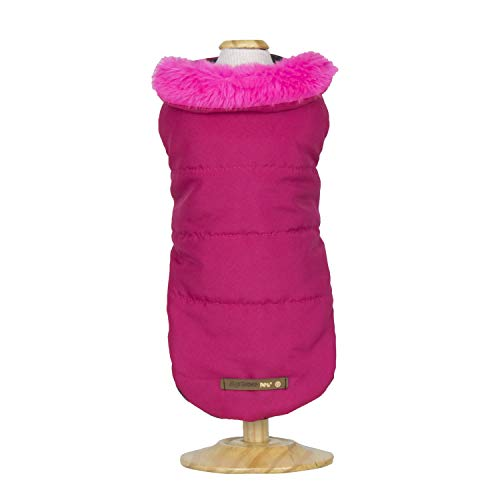 Capa Snow - M - Rosa (Pesc 36 x Peit 46a50 x Comp 35cm)