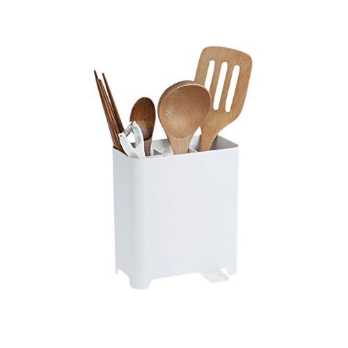 LLKK Scolaposate Portaposate,Cucina Scolaposate,La Gabbia per Posate drenante da appoggio può Contenere Posate da Cucina,è ventilata e Non Si Forma