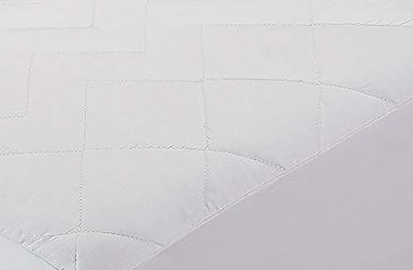 Pikolin Home antial/érgico Todas las medidas Protector de colch/ón acolchado 100/% algod/ón 105x190//200cm-Cama 105 anti/ácaros, bacterias y moho