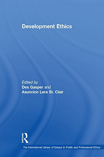 Development Ethics (The International Library of Essays in Public and Professional Ethics) (English Edition)