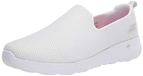 Skechers Go Walk Joy Damen-Schuh, Slipper, Weiá (weiß), 38 EU