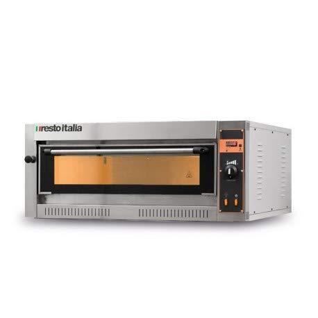 Four à pizza électrique 1 niveau - TECPRO D 13,0 kW - Resto Italia