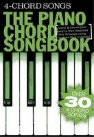 Piano Chord Songbook: 4 Chord Songs