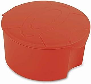 لانش بوكس مستدير من مينترا ، 150 مل - برتقالي