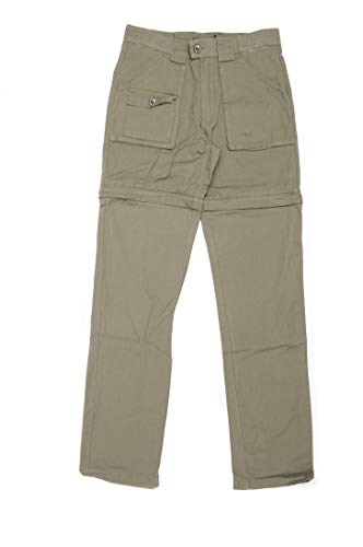 ALPHADVENTURE Pantalon Desmontable Kenia para Hombre Beige 46