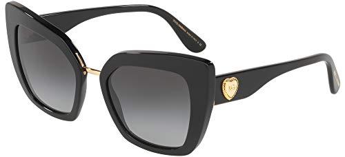 Dolce&Gabbana DG4359 Sunglasses 501/8G-52, Grey Gradient DG4359-501-8G-52