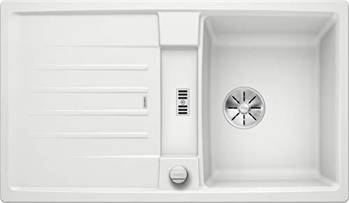 Blanco 524930 Lexa - Fregadero de cocina, 524904
