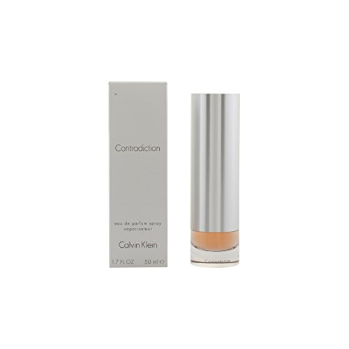 Calvin Klein Contradiction Damen, Eau de Parfum, 1er Pack (1 x 50 ml)
