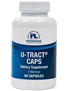 U-Tract Caps 90c by Progressive Labs