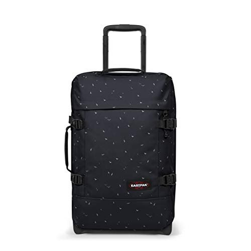 Eastpak Tranverz S Valigia, 51 cm, 42 L, Seaside Birds