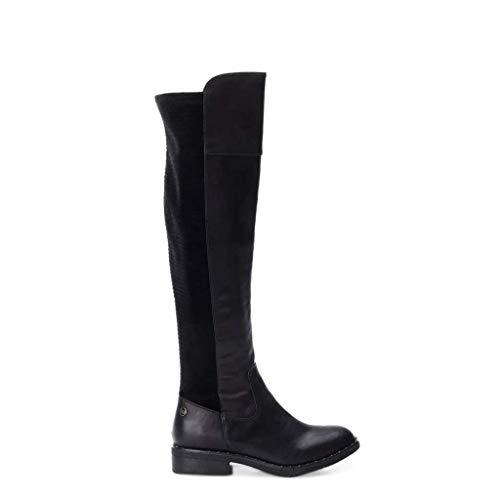 Hoyvoy Boots Up Mujer Botas Negro,