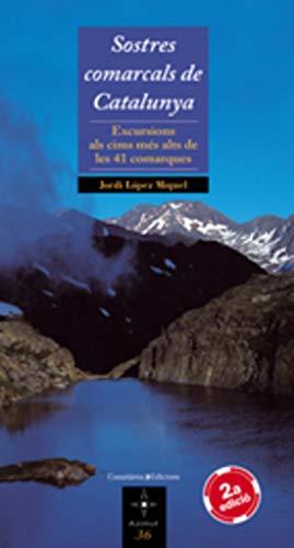 Sostres comarcals de Catalunya: Excursions als cims més alts de les 41 comarques: 36 (Azimut)
