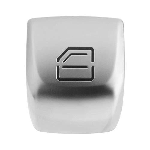 XpFac Store Cubierta del botón de reparación del Interruptor de la Ventana para la Clase Merce & Desba & NZC Class W & 205E