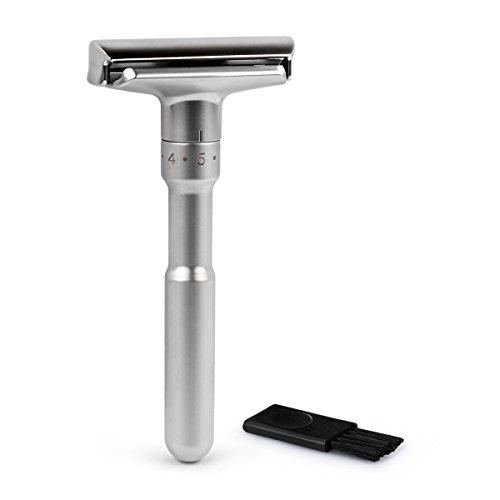 Calidad ajustable doble borde–Maquinilla de afeitar