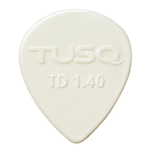 Graph Tech Tusq Tear Drop 1.4 Millimeters Pick - Bright 6-Pack