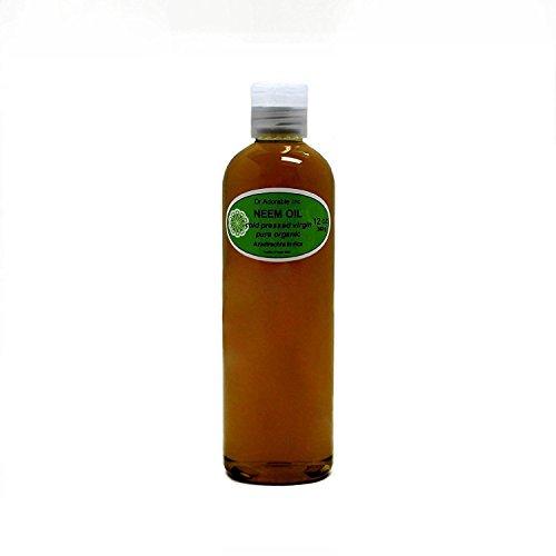 12 Oz Neem Oil Organic Pure Pure