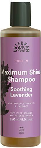 Urtekram - Tune In - Soothing Lavender - Champú Brillo Supremo 250 ml - Ecológico