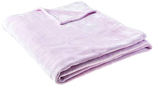 Cobertor Microfibra Pink Lavander  - Naturalle