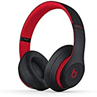 Beats Studio3 Wireless Noise Cancelling Over-Ear Headphones (Decade Red)