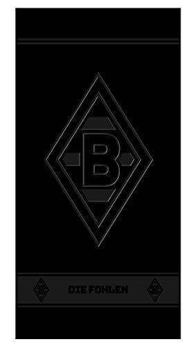 Borussia Mönchengladbach Handtuch, Duschtuch, Strandtuch, Badetuch, Gästetuch (30x50 cm)