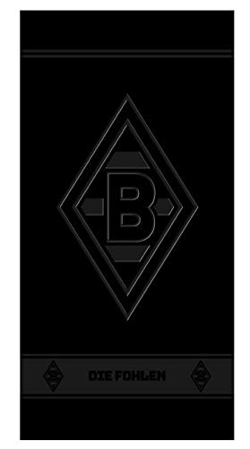 Borussia Mönchengladbach Handtuch, Duschtuch, Strandtuch, Badetuch, Gästetuch (50x100 cm)