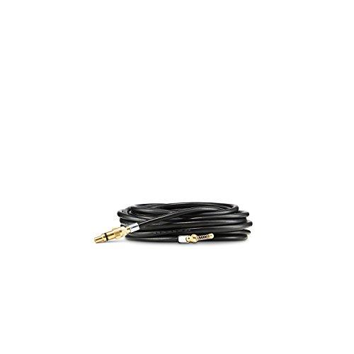 Nilfisk Limpiador para desagües y Tubos de 8m hidrolimpiadoras de Alta presión, Caucho, Negro, 22 x 8 x 22 cm