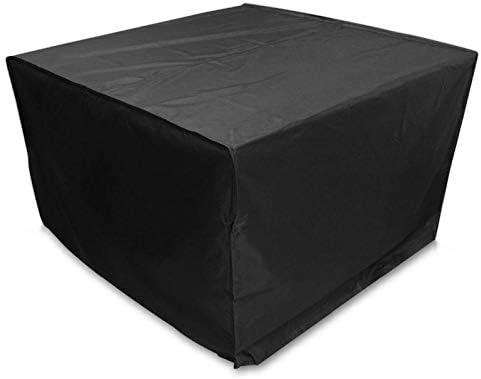 LTSN Meubelhoezen rechthoekige terrastafelhoes meubelhoezen voor buiten zithoek duurzaam waterdicht stofdicht buitendeksel voor tuin