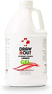 draw it out liniment
