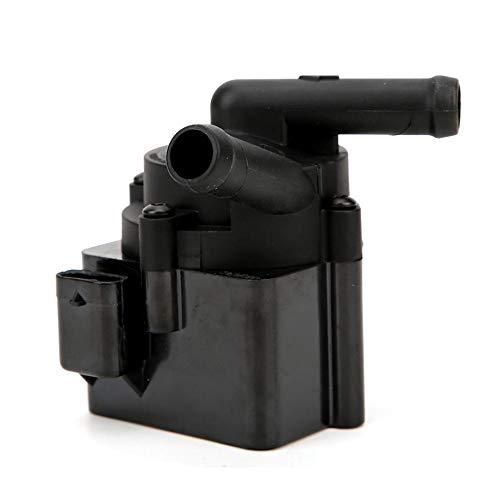 Qiilu Wasserpumpe Auto, Zusätzliche Kühlmittelpumpe Turbo Electronic Engine Kühlmittelwasserpumpe ohne Halterung 9806790880 Passend für 308 508 5008 1.6 THP