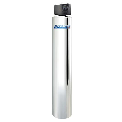 APEC Water Systems WTS-CALCITE-15 Whole House Water Filter System for Low-ph, Acid Neutralizer