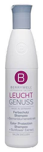 Berrywell - Leuchtgenuss Farbschutz Shampoo (61ml)