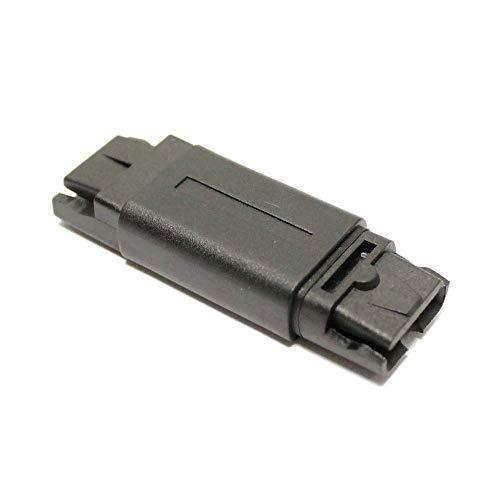 Cablematic - Adaptador de conector Plantronics QD a GN Netcom QD