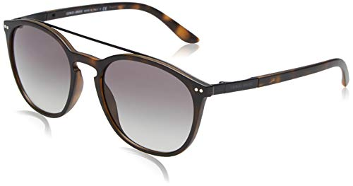 Armani 0AR8088 501711 53 zonnebril, zwart (BLACK/GREREDIENT), dames