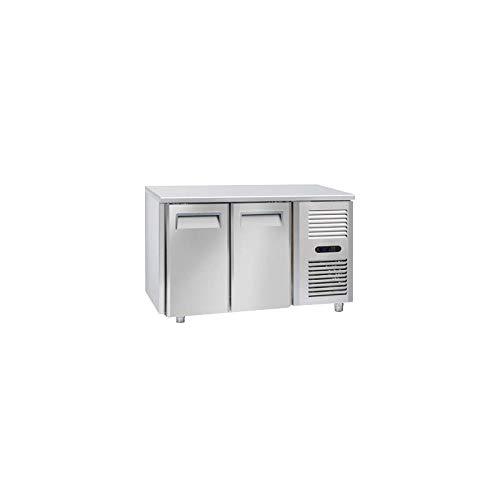 Table Réfrigérée Négative 2 Portes GN 1/1 - Profondeur 700 - Cool Head - 700