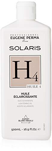 Eugène Perma - Solaris Olio 4 ad Effetto schiarente, Flacone da 500 ml