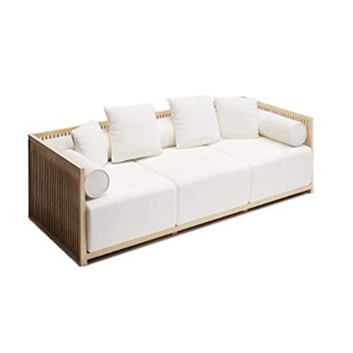 SXFYWJ Mesa Sofa elevable Centro Blanca Lack Extensible y de Brillo pequeña Palet Esquina Salon lacada mesas Modernas desplegable elevables