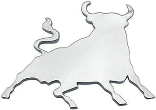 NXCY01 3D Spaanse strijd stier chroom sticker zelfklevende auto/van sticker embleem badge logo toro badge Auto exterieur 3...