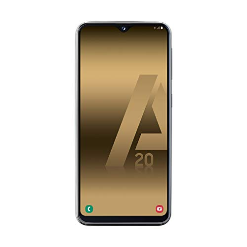 "Samsung Galaxy A20e - Smartphone de 5.8"" Super AMOLED (13 MP, 3 GB RAM, 32 GB ROM), Color Negro [Versión Española]"